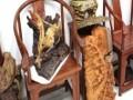 红木原材料在锯板机什么锯方料视频 (979播放)