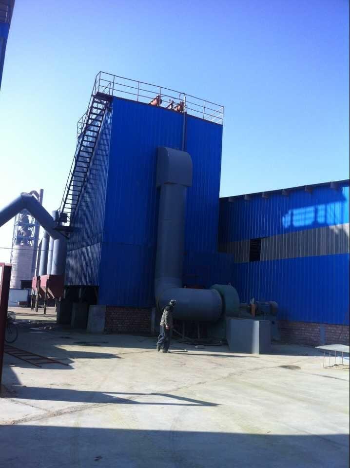 气箱式脉冲布袋除尘器 环保设备生产厂家